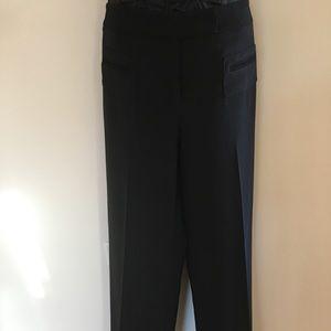 Bebe  Flat Front Dress Pants with Pocket Detail.